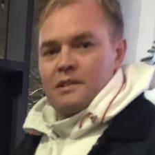 Andreas Brukerprofil