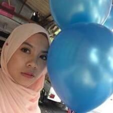 Amalina User Profile