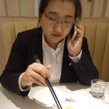 雨芙 User Profile