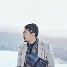 Pajay felhasználói profilja