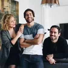 Bernardo, Francisco & Jess
