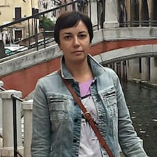Oксана User Profile