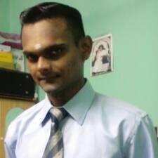 Henkilön Prasath käyttäjäprofiili
