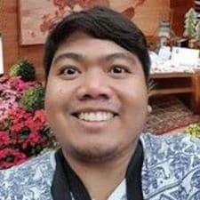 Cyril James - Uživatelský profil