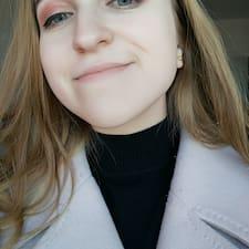 Каролина felhasználói profilja