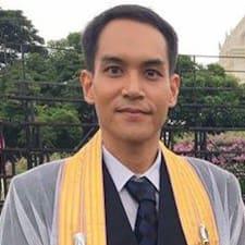 Pitsanupong User Profile