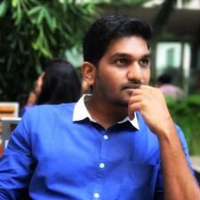 Karthik felhasználói profilja
