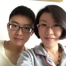 秀峰 felhasználói profilja