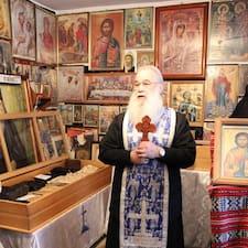 Profil utilisateur de Fr. Thomas