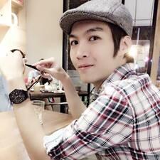 映傑 felhasználói profilja
