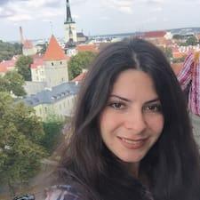 Адриана - Uživatelský profil