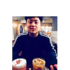 Profil utilisateur de Jungho