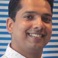Användarprofil för Sachin