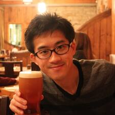 Perfil do utilizador de Takaaki
