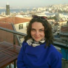Oxana User Profile