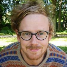 Fredrik Brukerprofil