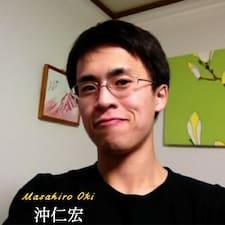 Perfil do usuário de Toshiharu