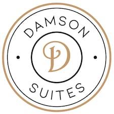 Användarprofil för Damson Suites