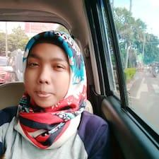 Meilani Putri User Profile