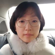 Användarprofil för Eunjoo
