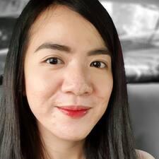 Charisse felhasználói profilja