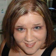 Megan felhasználói profilja