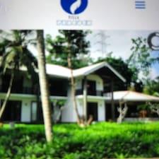 Gebruikersprofiel Villa Peacock