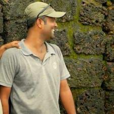 Profilo utente di Siddharth