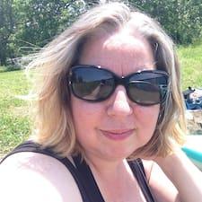 Suzette felhasználói profilja