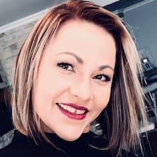 Lizanne felhasználói profilja