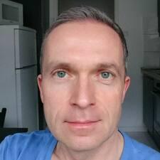 Udo felhasználói profilja