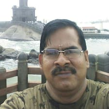 Profil utilisateur de Sankaranarayanan