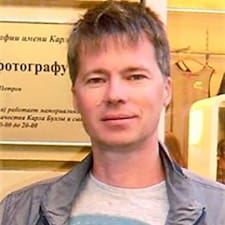 Gebruikersprofiel Сергей