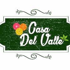 Gebruikersprofiel Casa Del Valle
