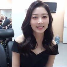 Profil utilisateur de Jooyeon