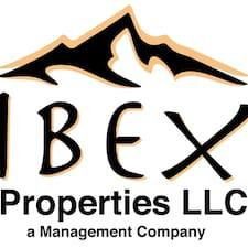 Perfil do utilizador de IBEX Properties