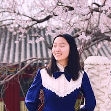 Profil utilisateur de Jingyu