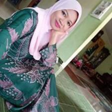 Siti Zubaidah的用戶個人資料