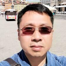 Feiyang felhasználói profilja