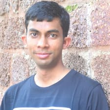 Vivekanand用戶個人資料