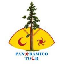Panorámico User Profile