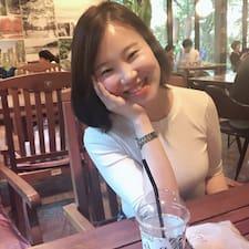 Perfil do utilizador de Eunjoo