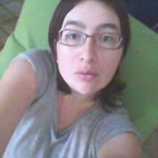 Aurelia felhasználói profilja