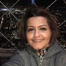 Shahrzad User Profile