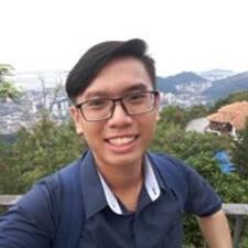Профіль користувача Chong