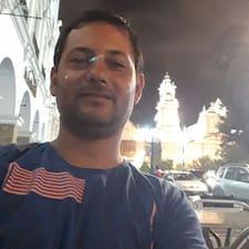 Rodrigo Daniel felhasználói profilja