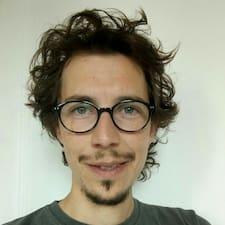 Gebruikersprofiel Stéphane