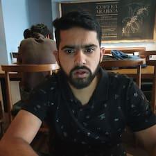Gautam - Uživatelský profil