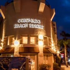 Coronado Beach Resort Brugerprofil