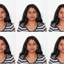 โพรไฟล์ผู้ใช้ Anusha